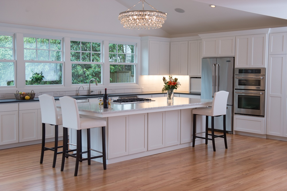 Chandelier for Kitchen - Portland OR.jpg