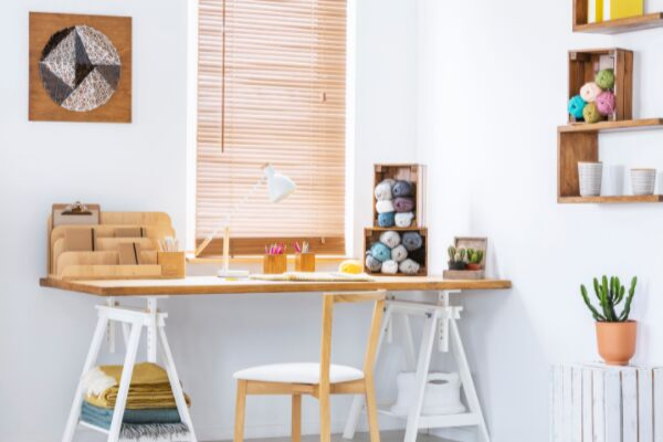 Create a Craft Room in Your Portland Home