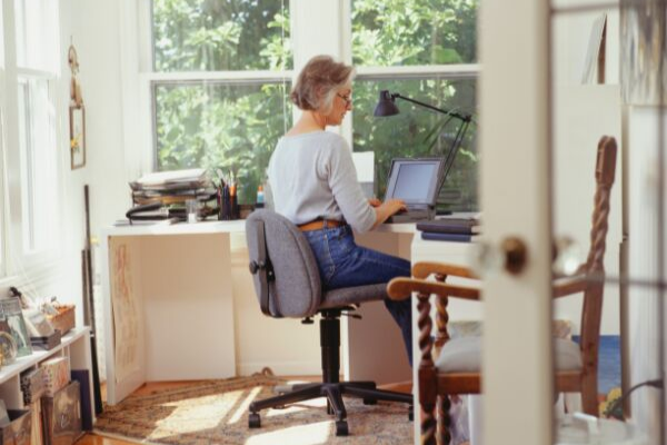 Create a Home Office in Your Portland OR Home